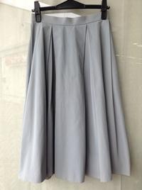 ENFOLD(エンフォルド) タックフレアースカート