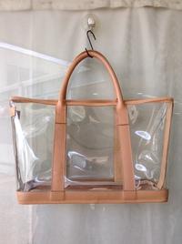 OLD ENGLAND(オールドイングランド)PVCクリアトートバッグ