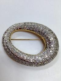 Vogue bijoux(ヴォーグ ビジュー)新品★ブローチ