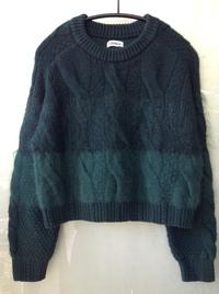 COOHEM(コーヘン) グラデーションセーター