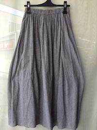 JURGEN LEHL(ヨーガンレール) コットンバルーンスカート