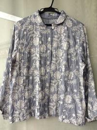 CottonHouseAya(コットンハウスアヤ)刺繍ブラウス