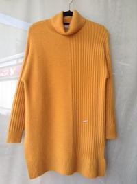 PLATINUM mei-mei(プラチナメイメイ) カシミヤチュニックセーター