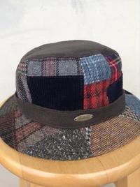 新品★Dalena(ダレーナ) ツイードの帽子