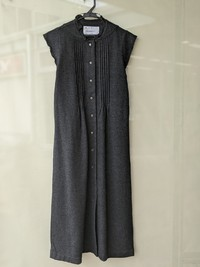 si-si-si(スースースー)フロントボタンジャンパースカート