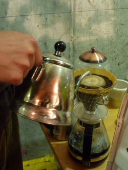 コーヒーケータリング