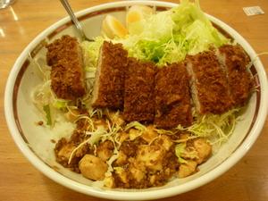 肉豆腐丼小盛