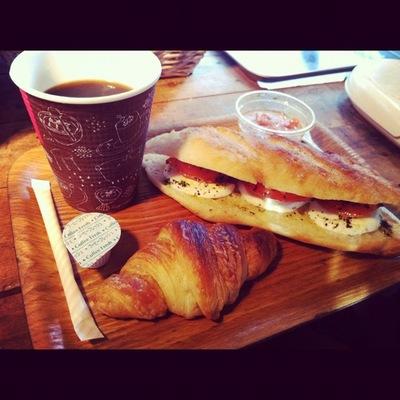 もっくんカフェ サンドイッチ・カフェセット