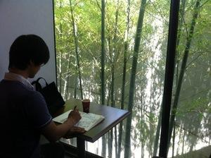 ごきげんカフェ at Mo-baco