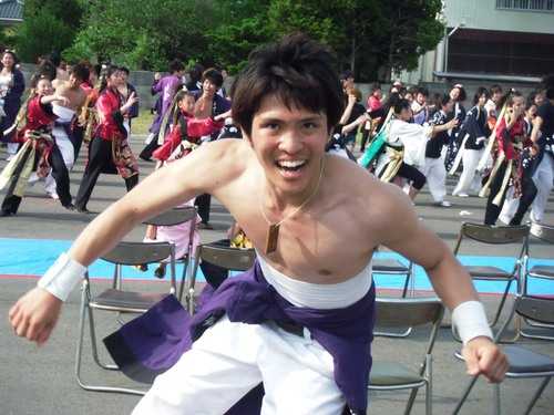 【告知】札幌YOSAKOIソーラン祭りにて3日間踊ります!