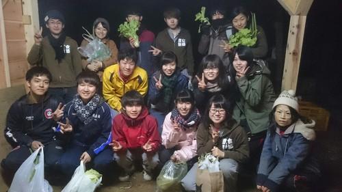 1/22 ごんべえ農園