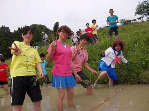 泥んこバレー(*゚▽゚*)  ~2日目~