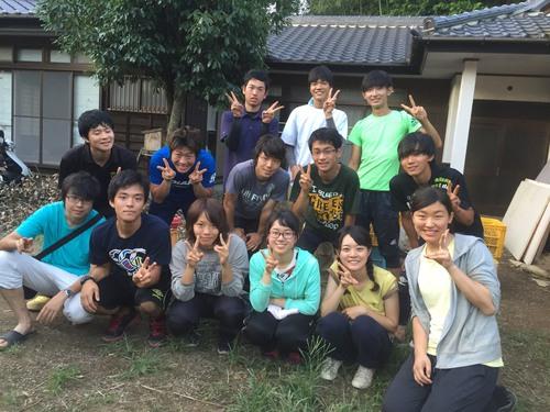 8/24~25 ごんべえ農園夏合宿