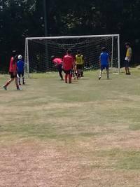 親子サッカー・夏まつり