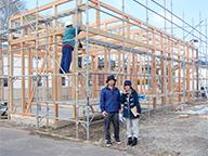 2011年 現 pep+aim建設