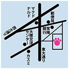 茨城県つくば市ペットサロン茨城つくばトリミング カット シャンプー犬専門 美容室ホテル一時預かり地図
