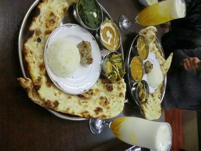 インドパキスタン料理のお店「ハンディ」♪