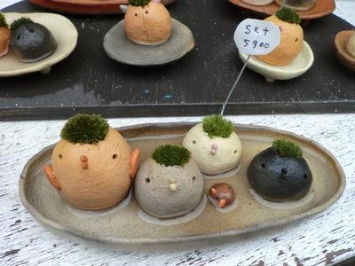 益子の陶器市(*^O^*)♪