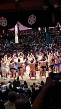 大相撲5月場所♪5/24 白鵬VS栃ノ心(*^▽^*)