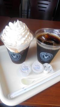 珈琲問屋つくばさんで美味しいコーヒー♪
