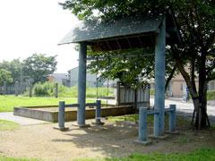 水たまり公園