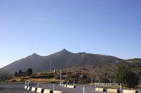 筑波山を望む2