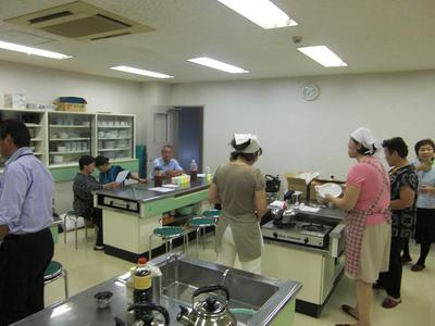 ポノポノ料理教室①玄米