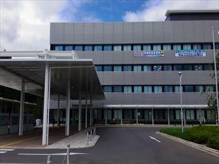 稲敷市庁舎