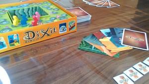 ボードゲーム(DIXIT)