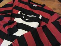 ボーダーロンT&Tシャツ