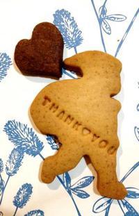 サンタさんのTHANKYOUクッキー!