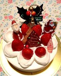 クリスマスケーキトリオセット!