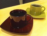 ブレンドコーヒー!