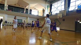 第14回 境町近隣ミニバスケットボール大会 (一日目)