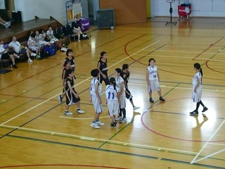 東日本大震災復興支援 2019 第8回 サマーキャンプin八王子 ミニバスケットボール交流会
