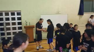 阿部コーチの誕生日