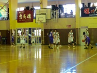 有度一招待ミニバスケットボール大会4
