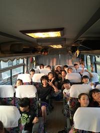 福島遠征に出発