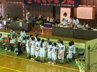 有度一招待ミニバスケットボール大会5