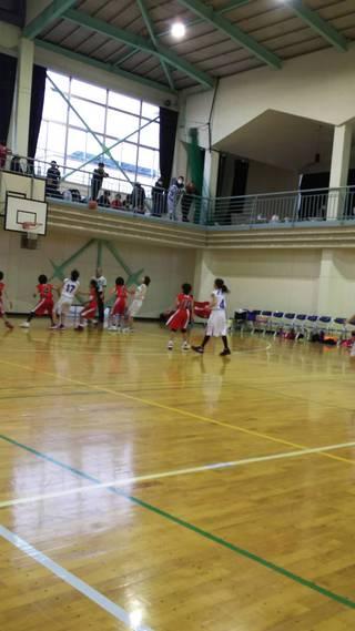 第14回 境町近隣ミニバスケットボール大会 (二日目)