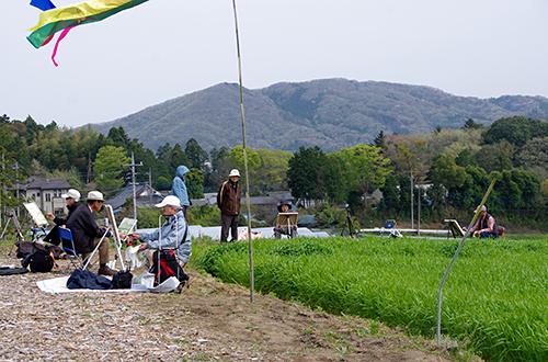 「桜川のサクラ」のあらたなコピー誕生!?…「西の吉野、東の高峯」