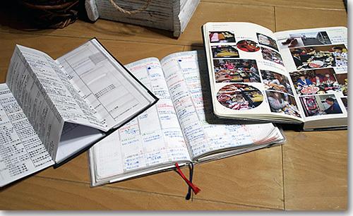 2015年をともに過ごす、私が選んだ手帳3冊