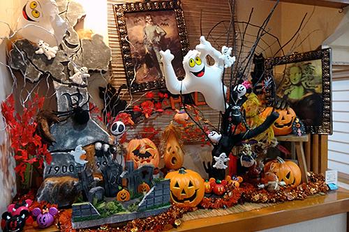 Halloweenは「ぼうじぼっくり」ソックリだった