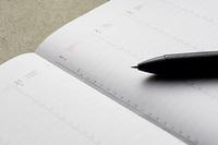 新しい手帳の最初に何を書くか…2015年手帳始め