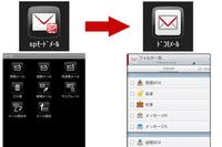 まだspモードメールをお使いのあなた…ドコモメールに変更しよう!!