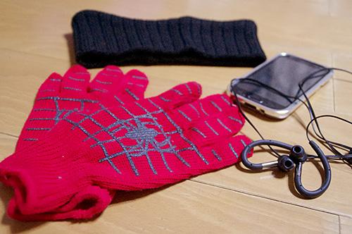 真冬のジョギング何を着る?…2014走り初め