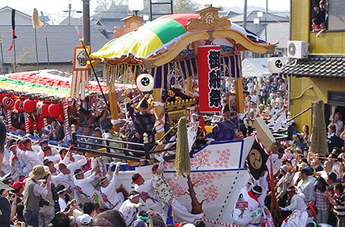 5年に一度の奇祭…北茨城市の御船祭りに行ってきました