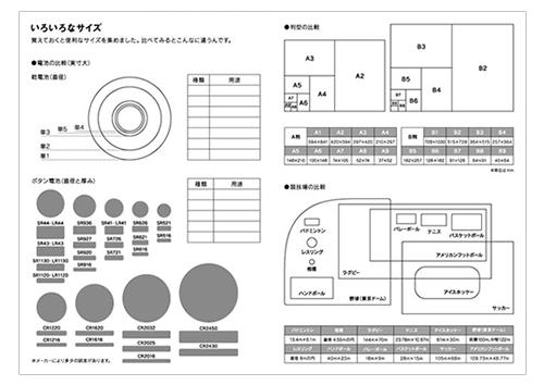 手帳カスタマイズ…「ほぼ日手帳」のダウンロード素材がスゴイ!!