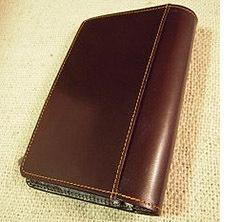 自分だけのオリジナル手帳を…革製手帳カバーをオーダーする