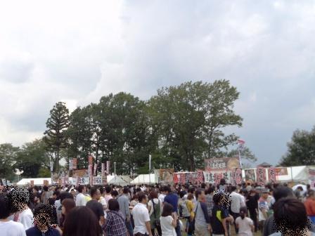 つくばラーメンフェスタ2014が10/11-13で今年も開催されます!